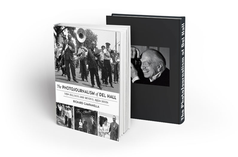 The Photojournalism of Del Hall - Book